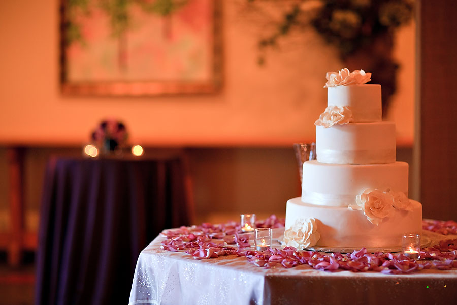 Wedding Cakes For 200 Guests  The Beehive Gardenia Wedding Cake