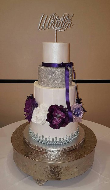 Wedding Cakes For 200 Guests  S & B Cakes Best Wedding Cake in Philadelphia