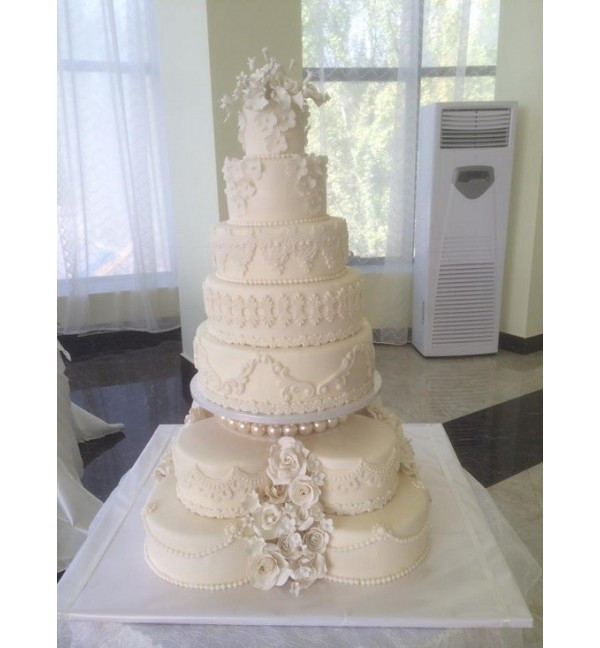 Wedding Cakes For 200 Guests  Wedding cake 066 Armenia Yerevan