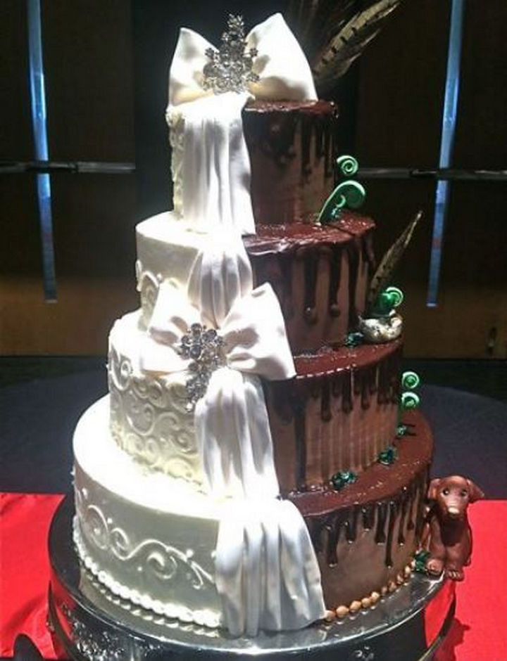 Wedding Cakes For Men  12 Creative Wedding Cake Ideas for the Bride and Groom