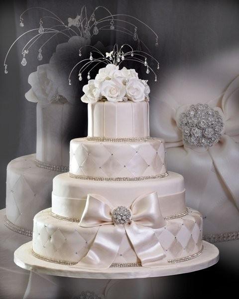 Wedding Cakes Fort Lauderdale  Divine Delicacies Custom Cakes Wedding Cake Florida