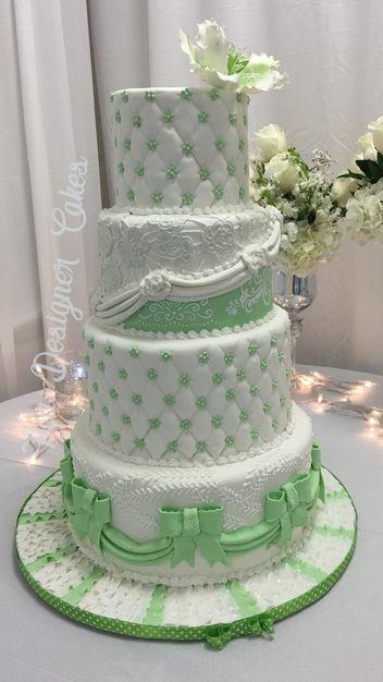 Wedding Cakes Fort Lauderdale  Tica Designer Cakes LLC Best Wedding Cake in Fort Lauderdale