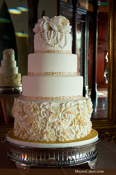 Wedding Cakes Fort Lauderdale  Mayus Cakes Wedding Cake Florida Miami Ft Lauderdale