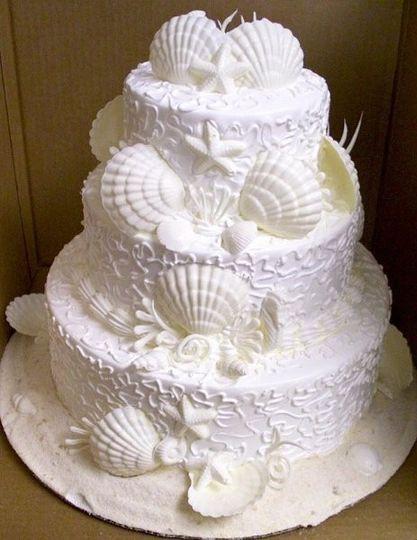Wedding Cakes Fort Myers  Mason s Bakery Wedding Cake Fort Myers FL WeddingWire