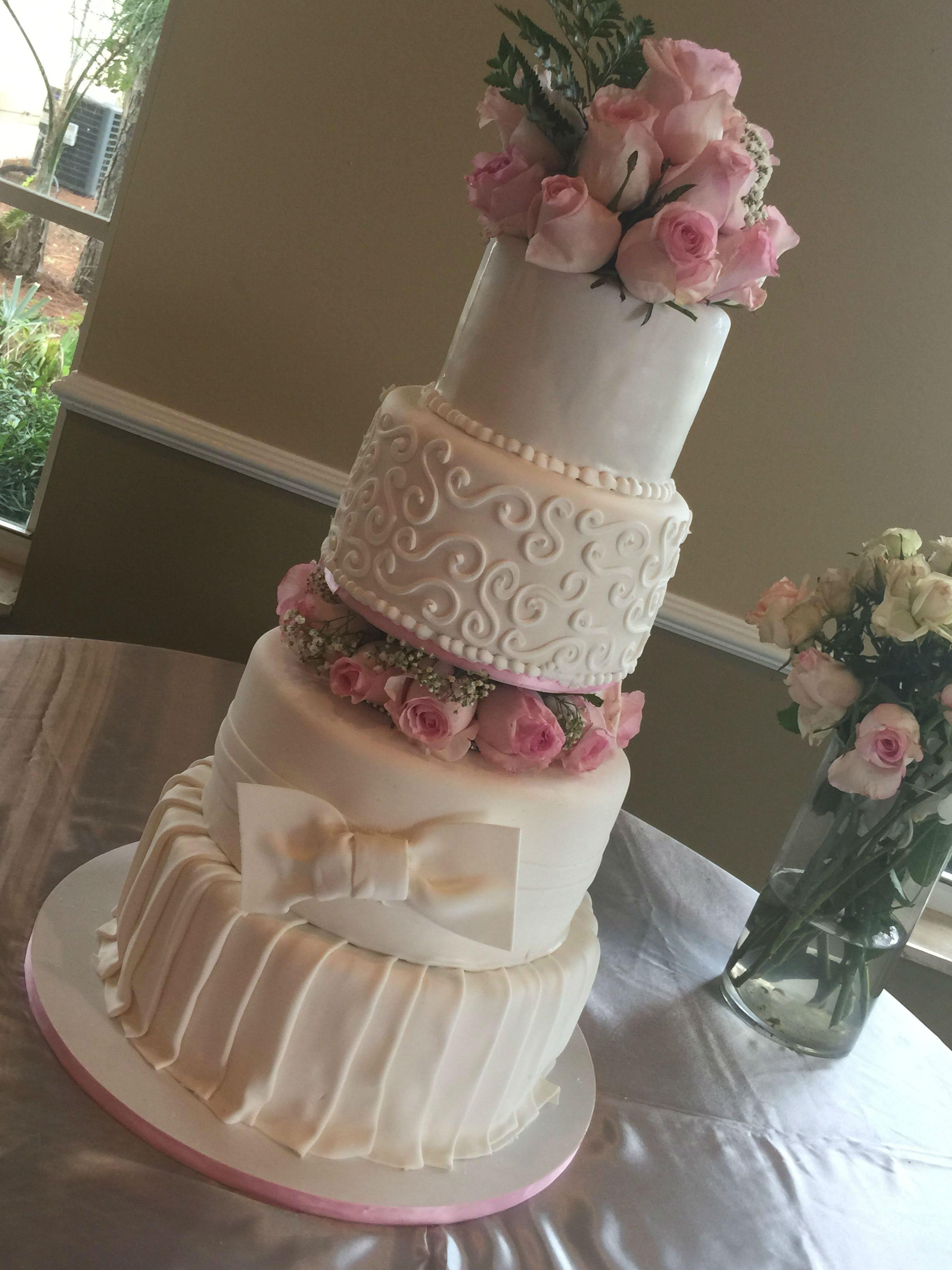 Wedding Cakes Fort Myers  Wedding Cakes fort Myers Fl
