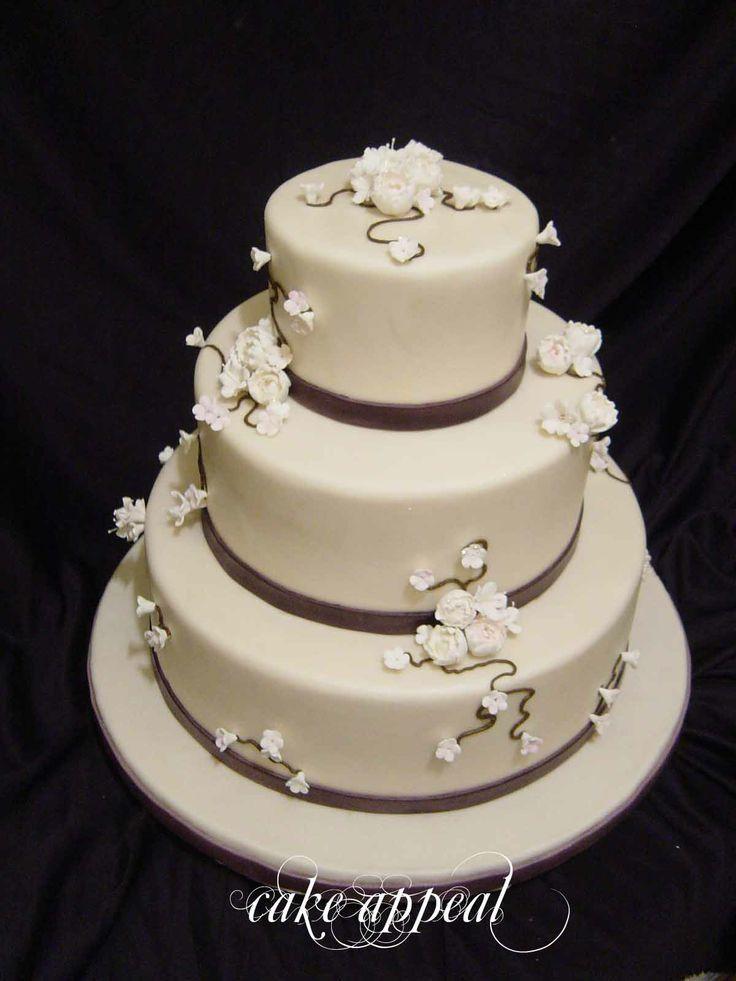 Wedding Cakes Fort Wayne  10 best Wedding Cakes images on Pinterest