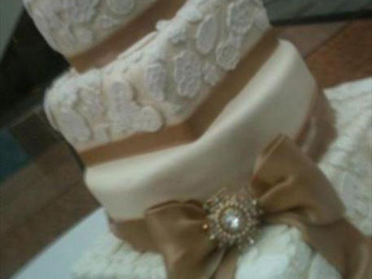 Wedding Cakes Fort Wayne  Indiana Weddings