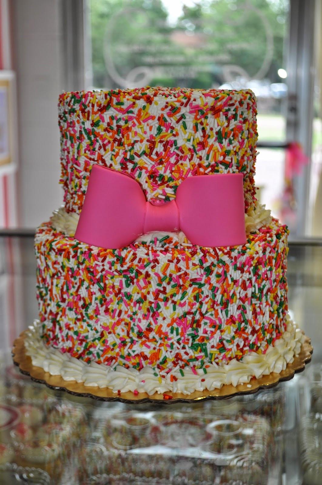 Wedding Cakes Fort Worth Texas  Leah s Sweet Treats Custom Cakes Sprinkle Cakes Wedding