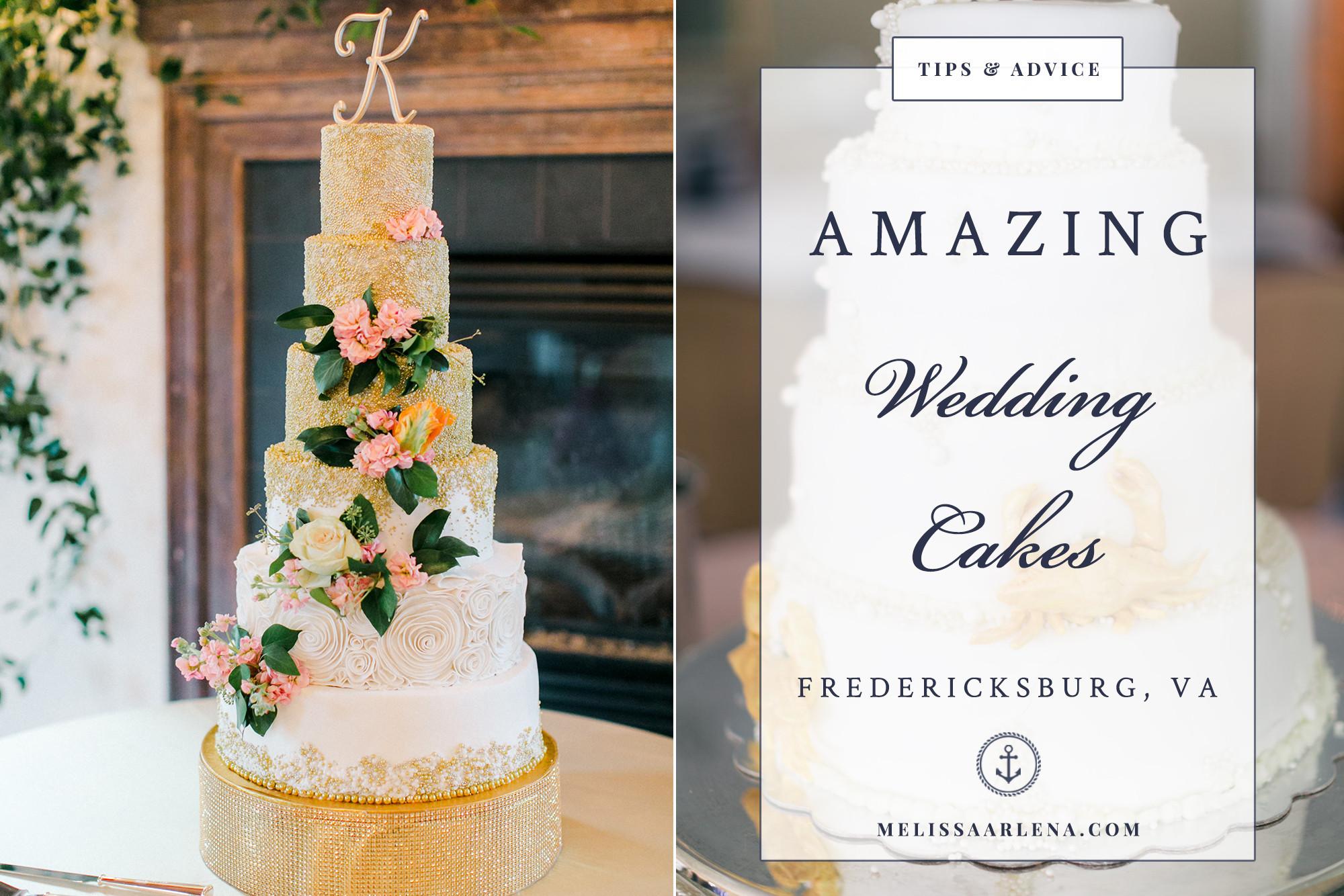 Wedding Cakes Fredericksburg Va  Amazing Wedding Cakes Fredericksburg Va