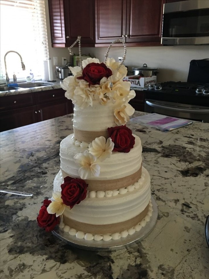 Wedding Cakes From Sam'S Club  Sams club wedding cakes