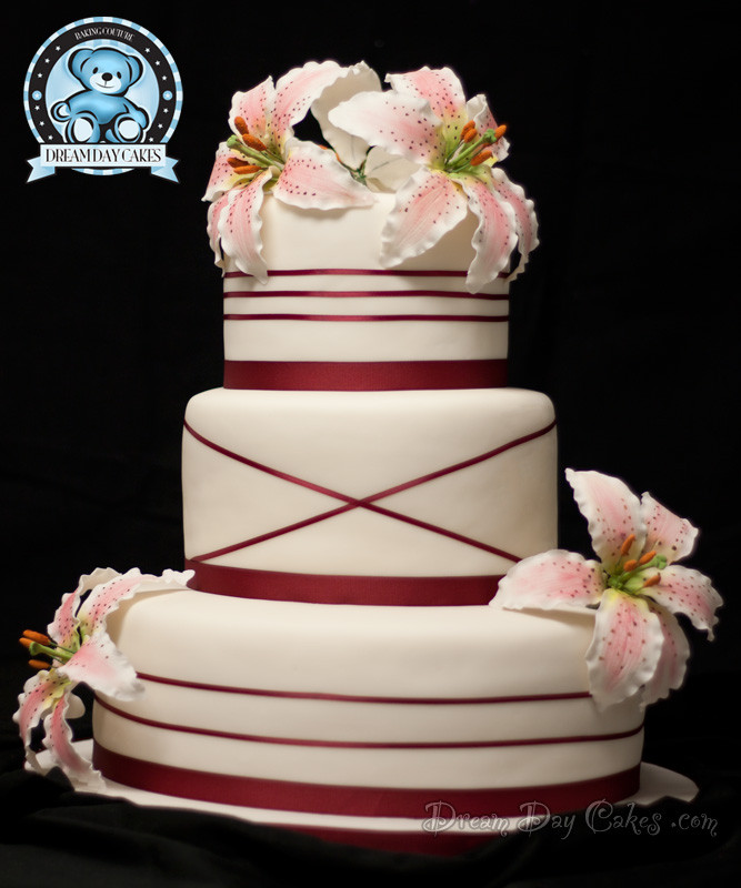 Wedding Cakes Gainesville Fl  Why Fondant