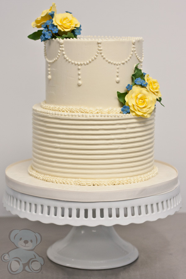 Wedding Cakes Gainesville Fl  Buttercream Wedding Cakes Gainesville FL