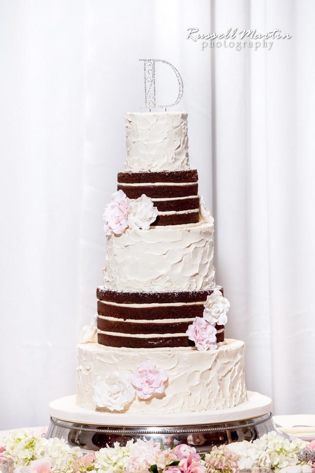 Wedding Cakes Gainesville Fl  Naked Wedding Cake Gainesville Florida