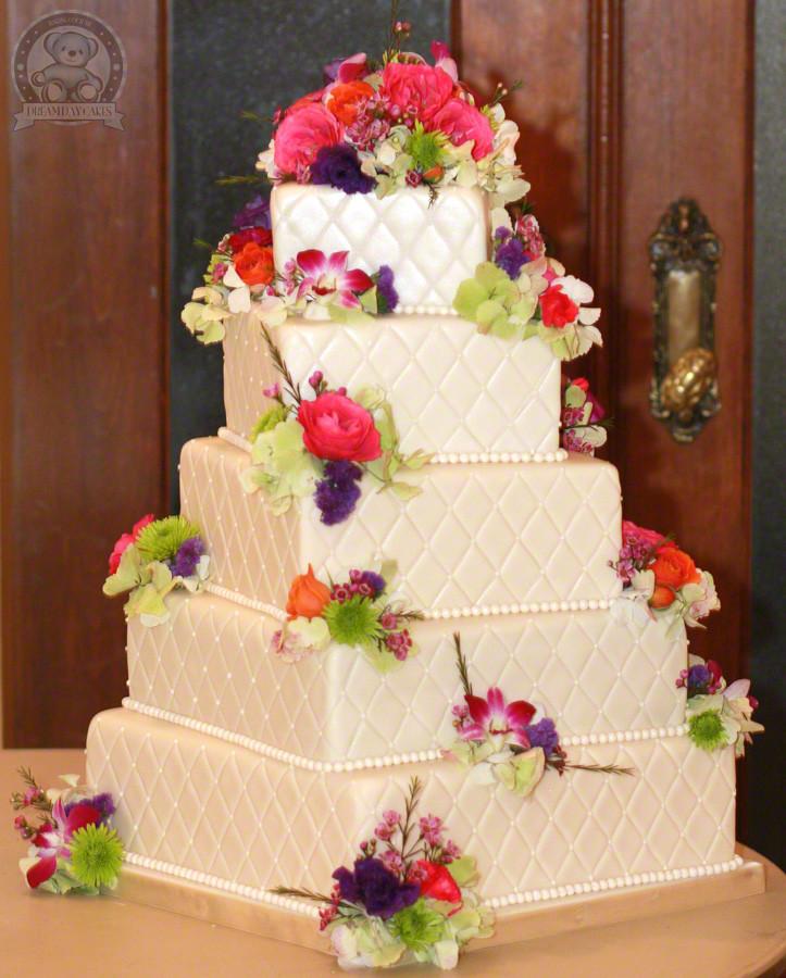 Wedding Cakes Gainesville Fl  Wedding Cake Behind the Scenes Gainesville Bakery