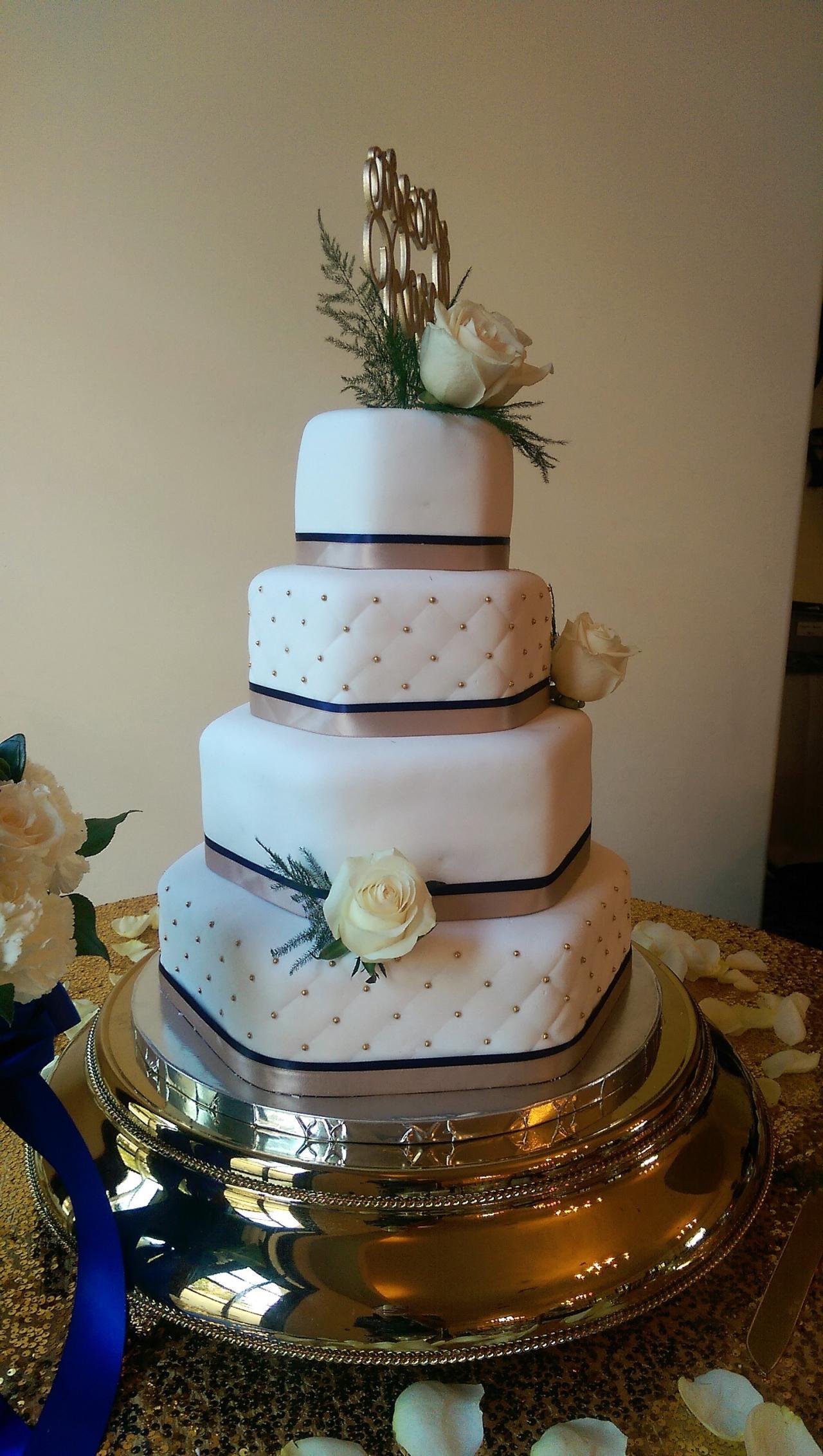 Wedding Cakes Galleries  My Goodness Cakes Wedding Cake Gallery 2