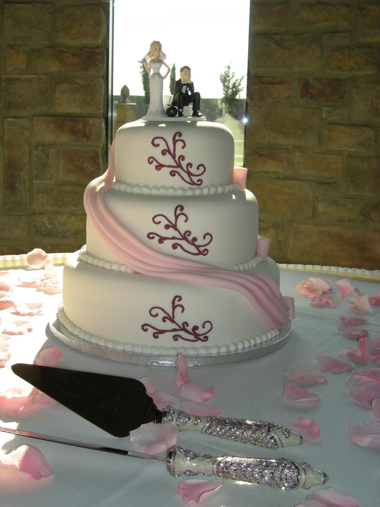 Wedding Cakes Galleries  My Goodness Cakes Wedding Cake Gallery 4
