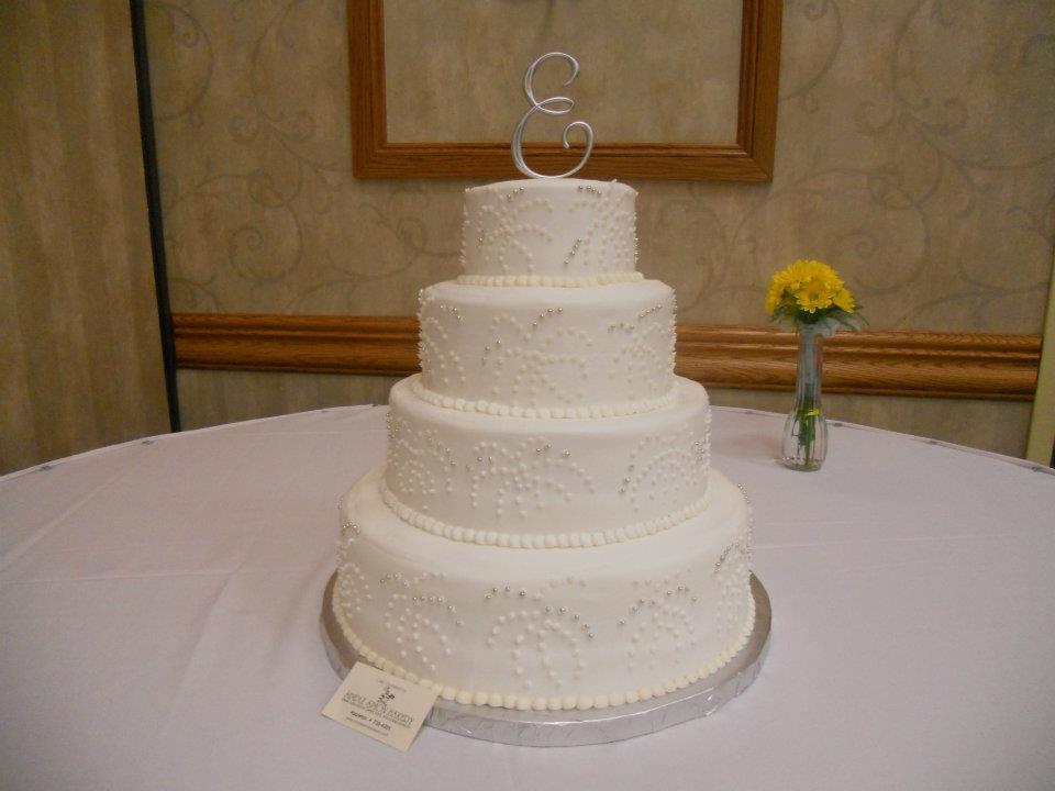 Wedding Cakes Gallery  Wedding Cake Gallery Simple Simon Bakery