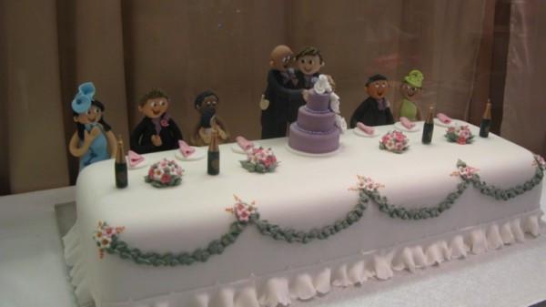 Wedding Cakes Gay  Gay wedding Cakes Simply Cakes