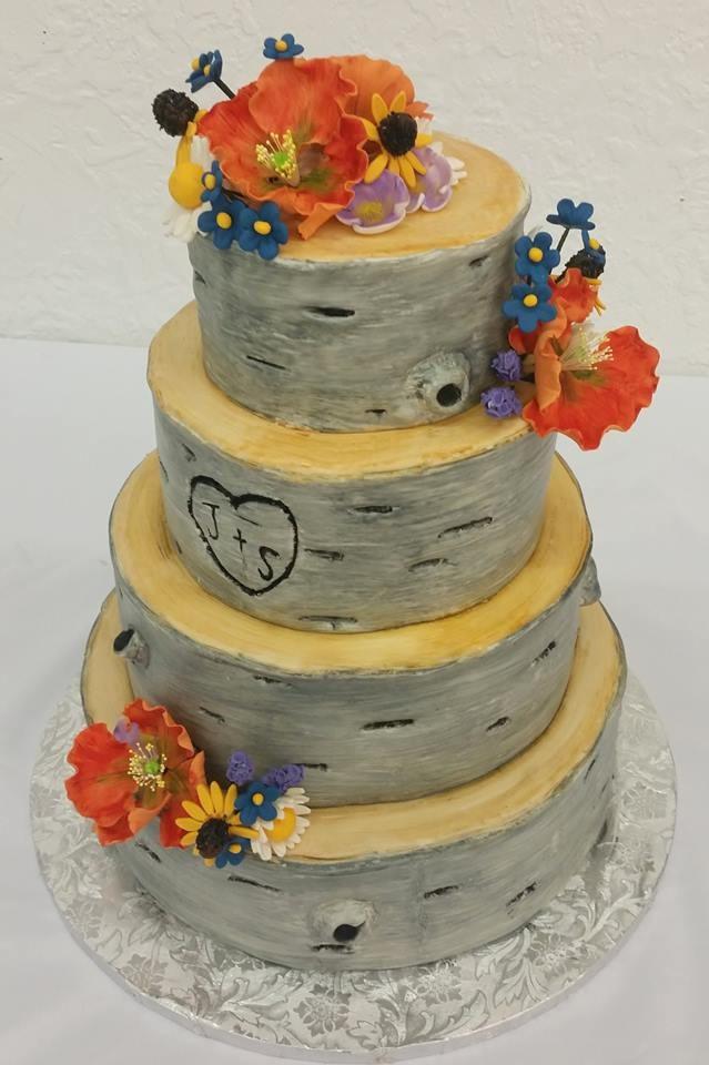 Wedding Cakes Grand Rapids Mi  Jennie s Cake Creations Wedding Cake Michigan Grand