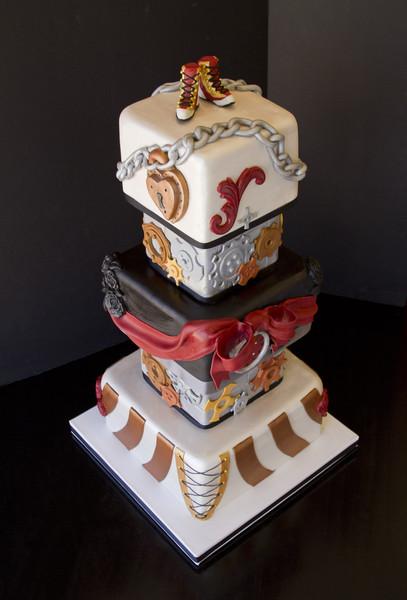 Wedding Cakes Grand Rapids  MiraBella Confections Grand Rapids MI Wedding Cake