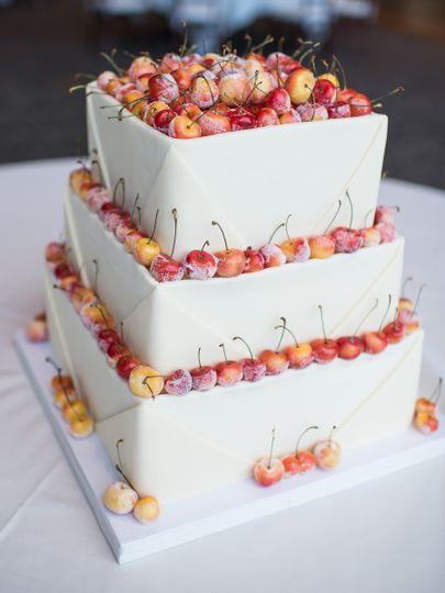 Wedding Cakes Grand Rapids  MiraBella Confections Wedding Cake Grand Rapids MI