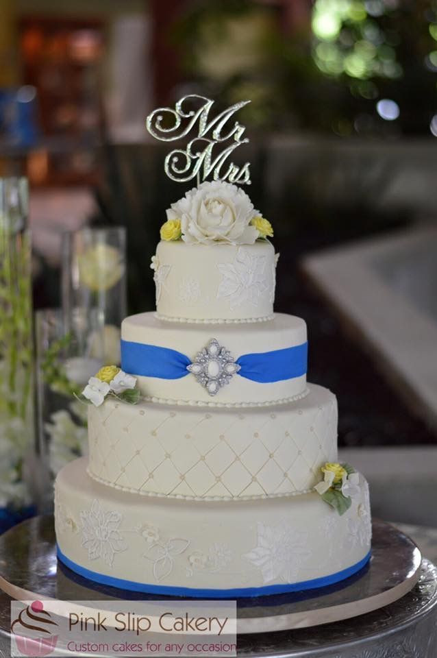 Wedding Cakes Grand Rapids  Pink Slip Cakery Wedding Cake Michigan Grand Rapids
