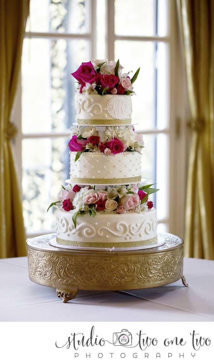 Wedding Cakes Greenville Nc  Wedding Cakes In Greenville Sc Three Tier Custom Designed
