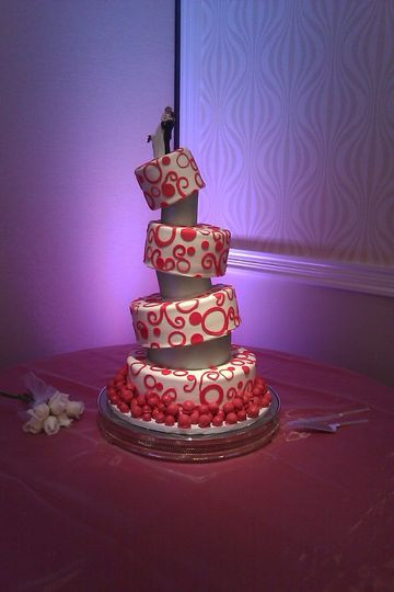 Wedding Cakes Hampton Roads  Impressional Sweets LLC Wedding Cake Hampton VA