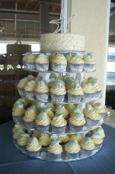 Wedding Cakes Hampton Roads  Your Day Your Way Cupcakes and Cupcake Wedding Cakes in