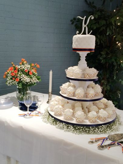 Wedding Cakes Hampton Roads  Cakes by Liza LLC Wedding Cake Virginia Beach VA