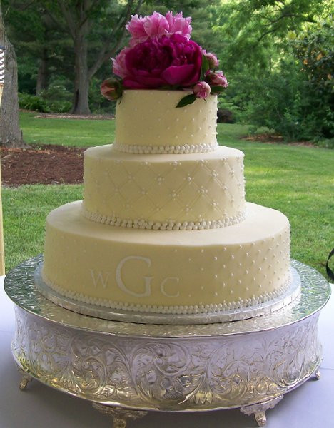 Wedding Cakes Harrisonburg Va  Cakes by Cathy Stewart Harrisonburg VA Wedding Cake