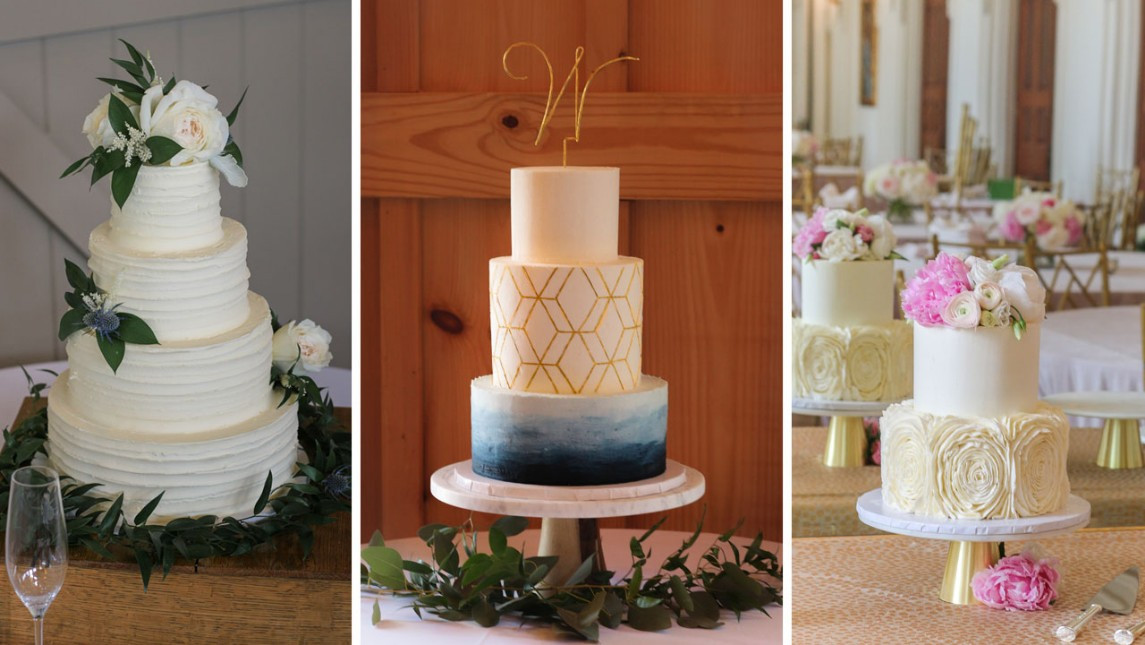 Wedding Cakes Harrisonburg Va  Wedding cakes Dessert Table Custom Cookies