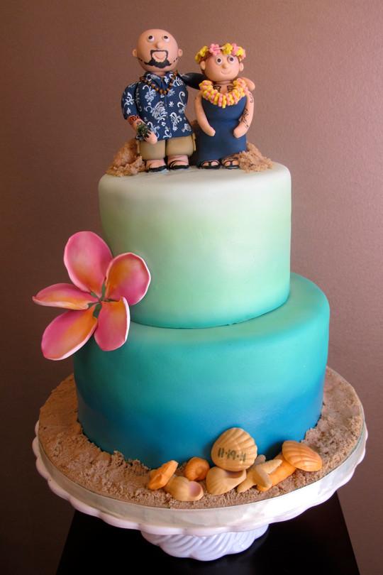 Wedding Cakes Hawaii  Hawaiian Wedding Zingerman s Bakehouse