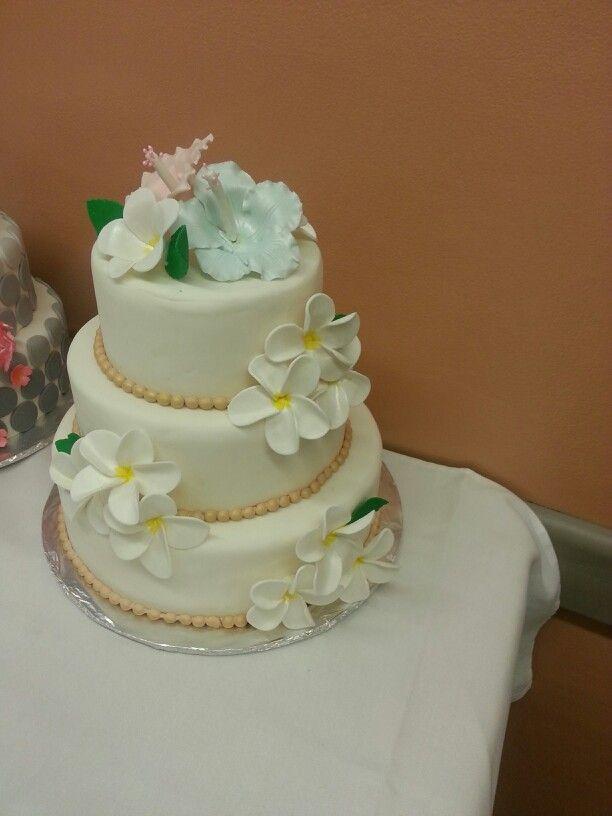 Wedding Cakes Hawaii  Hawaii wedding cake idea in 2017
