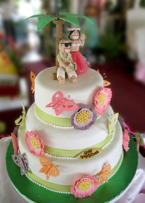 Wedding Cakes Hawaii  green bay