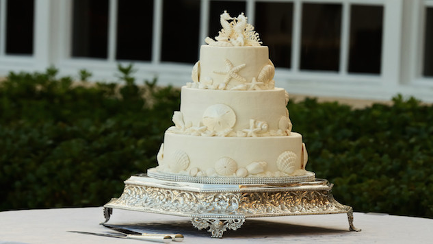 Wedding Cakes History  A Short History of the Wedding Cake's Tall History Food