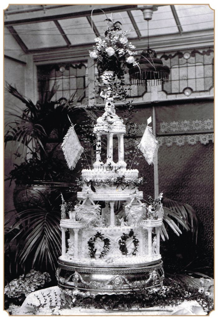 Wedding Cakes History  17 Best images about wedding cakes in history on Pinterest