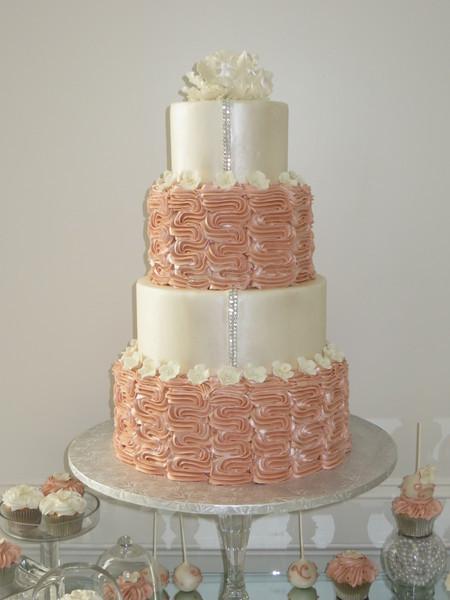Wedding Cakes Houston Tx  002 Houston wedding cake