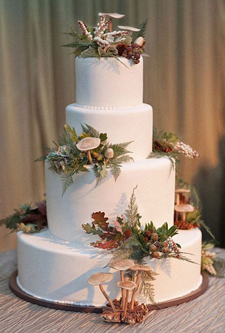 Wedding Cakes Idaho Falls  Wedding Cake of the Day Into the Woods