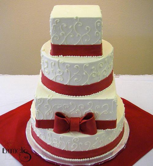Wedding Cakes Idaho Falls  Emmeli s Cake s Wedding Cake Idaho Boise