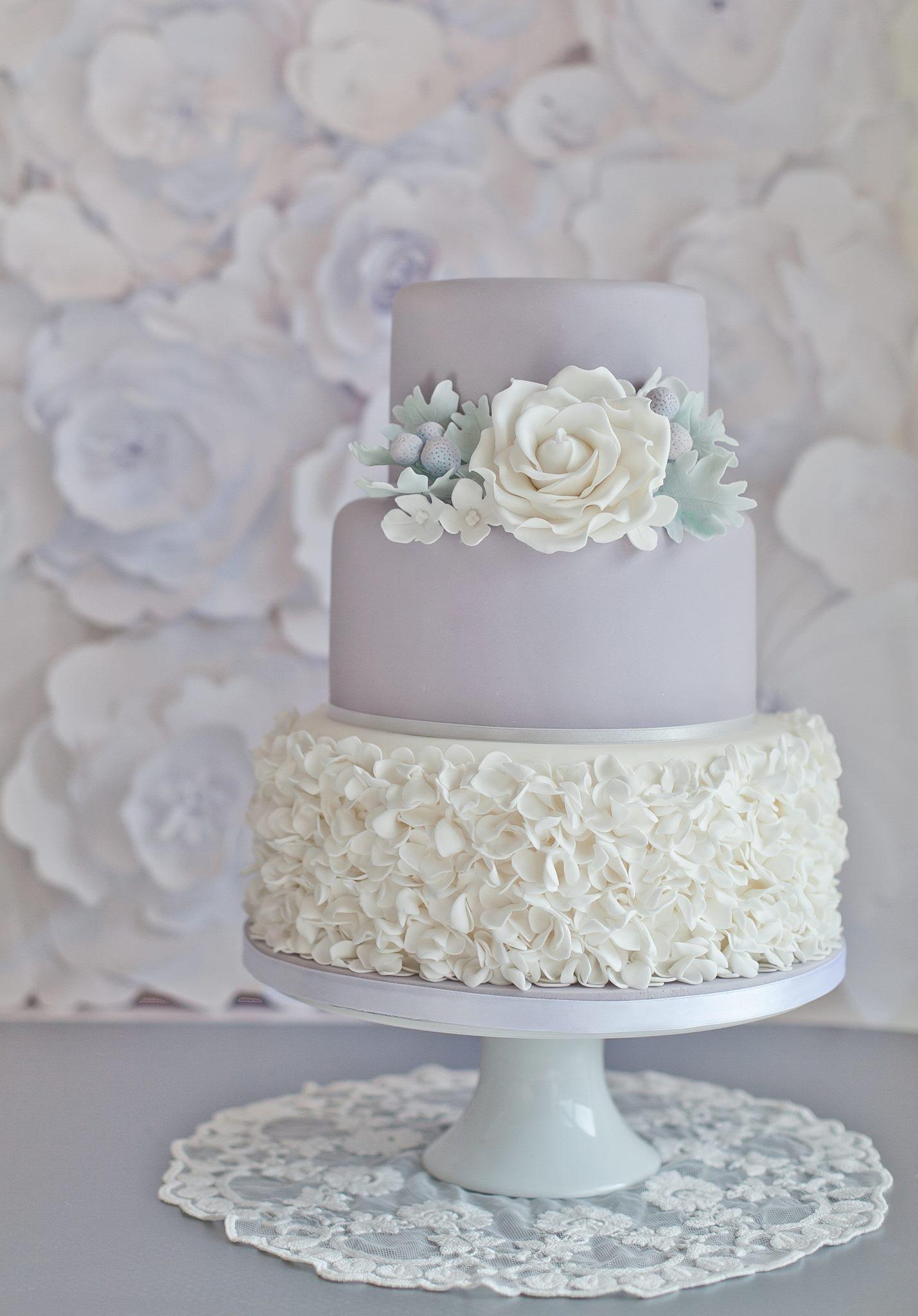 Wedding Cakes Ideas  Delicate Wedding Cakes MODwedding