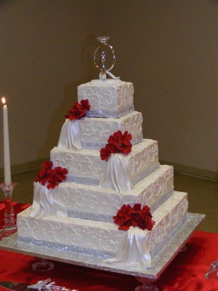 Wedding Cakes In Houston  REDIVORYBLINGWEDDINGCAKE Houston wedding cake
