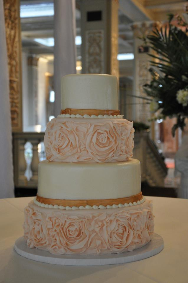 Wedding Cakes In Memphis Tn  Spectacular Spring Flavors for a Fabulous Wedding Cake