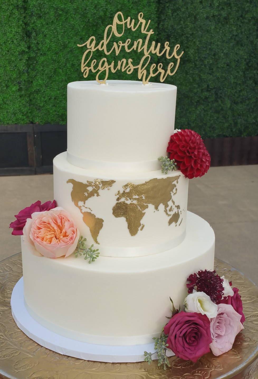 Wedding Cakes In San Diego  Twiggs Bakery