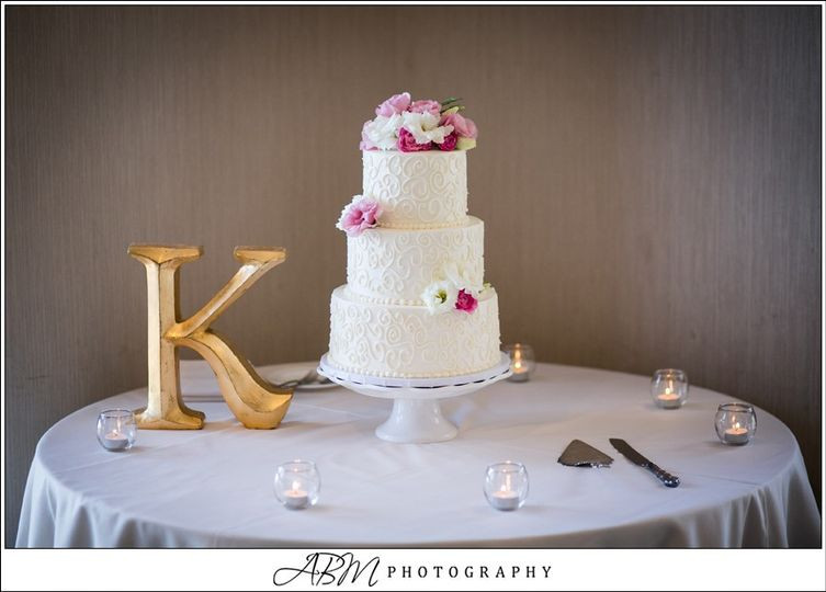 Wedding Cakes In San Diego  The French Gourmet Wedding Cake San Diego CA