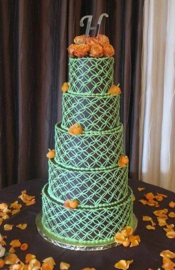 Wedding Cakes In San Diego  Twiggs Bakery Wedding Cake San Diego CA WeddingWire