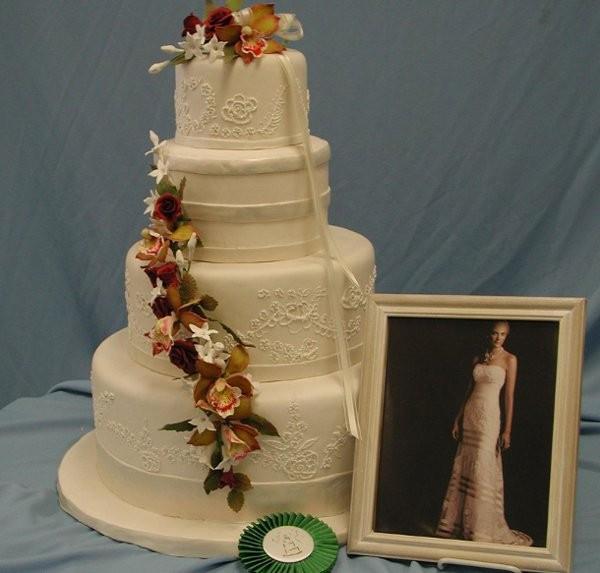 Wedding Cakes In St Louis  Create A Cake Pohlman s Wedding Cake Missouri St