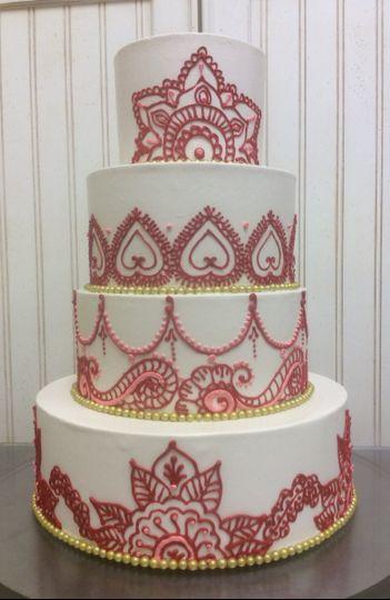 Wedding Cakes In St Louis  Sugaree Baking Co Wedding Cake Saint Louis MO