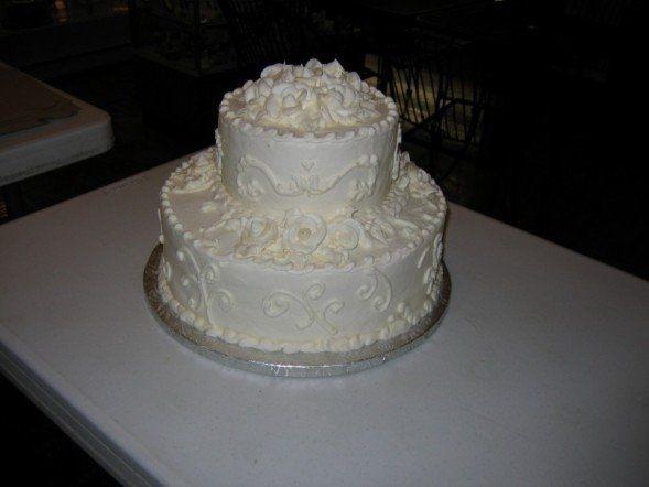 Wedding Cakes In St Louis  federhofer bakery Wedding Cake Saint Louis MO