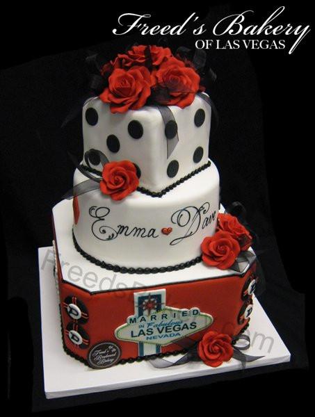 Wedding Cakes In Vegas  ElegantLasVegas Las Vegas wedding cake